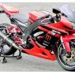 Kumpulan Gambar Modifikasi Kawasaki Ninja 250