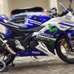 Harga Knalpot Racing Custom Untuk Yamaha R15 Terbaru 2016
