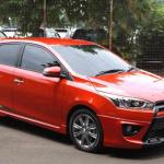 Type dan Daftar Harga Mobil Toyota All New Yaris 2016