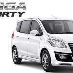 Type dan Daftar Harga Suzuki Ertiga Terbaru 2016