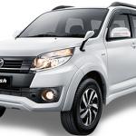 Harga dan Type Mobil All New Toyota Rush 2016