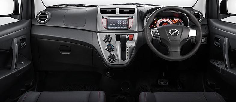 Dashboard Daihatsu Sirion Terbaru 2016