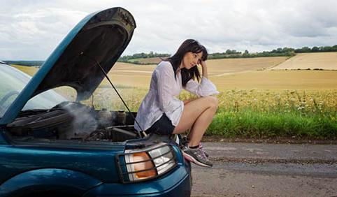 Mengatasi Mesin Mobil Overheat Saat Perjalanan