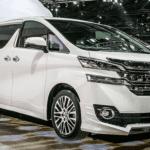 Inilah Harga dan Spesifikasi Toyota Vellfire Terbaru 2016