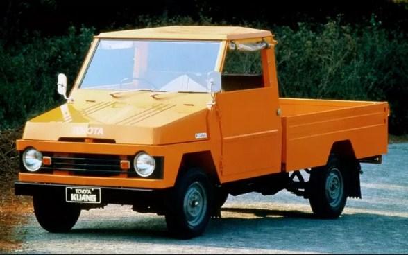 Modifikasi Kijang Tahun 1977 Pick Up jadul