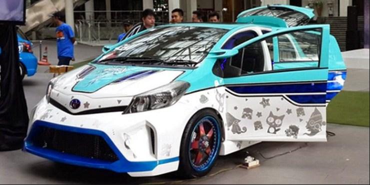 modifikasi mobil avanza veloz putih terbaru